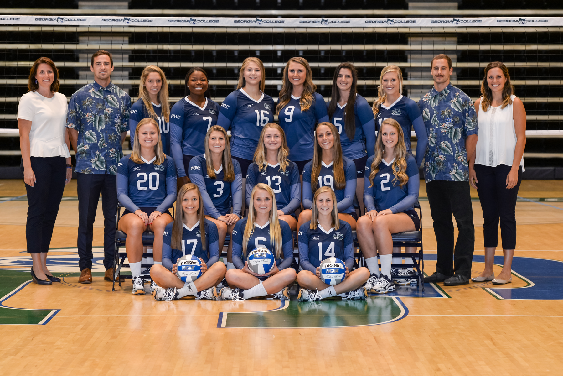 GC Volleyball Wins First Peach Belt Team Sportsmanship Award