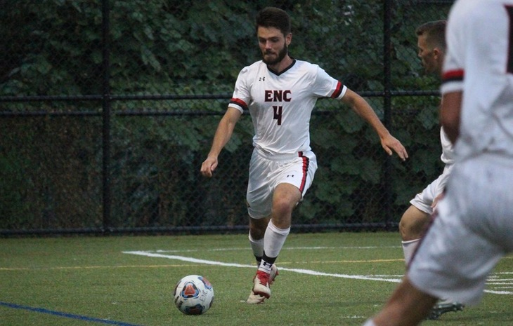 Men's Soccer Falls at Emerson 3-0