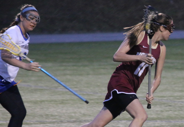 Women's Lacrosse: Cadets Come Up Short, 13-11, to League-Leading Emmanuel