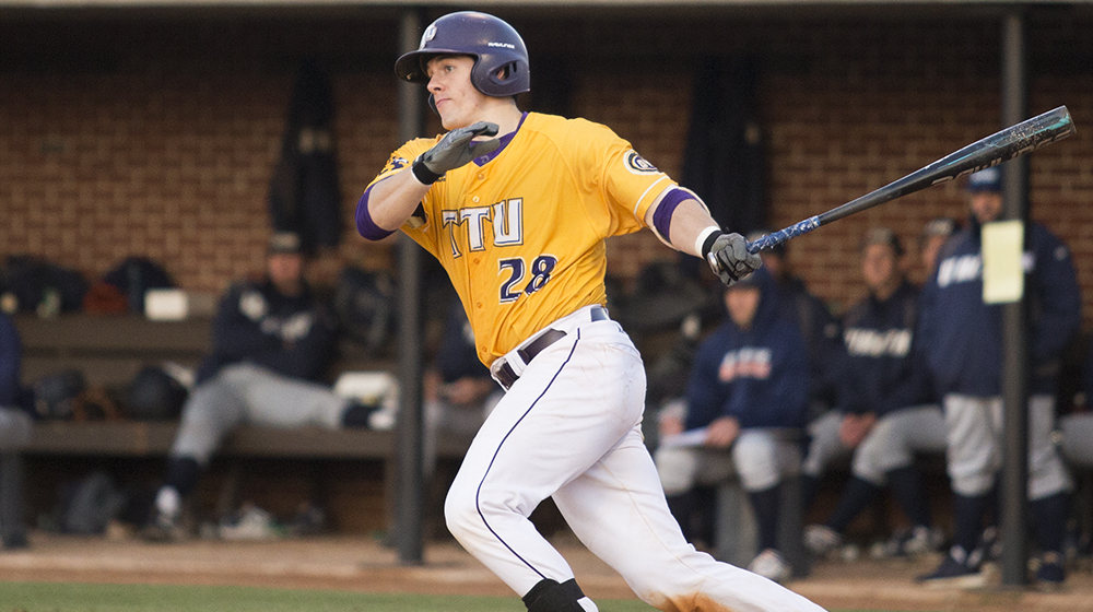 Tech to host West Virginia in two-game, midweek series