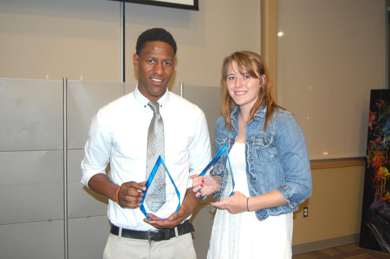 Female & Male Athletes of the Year