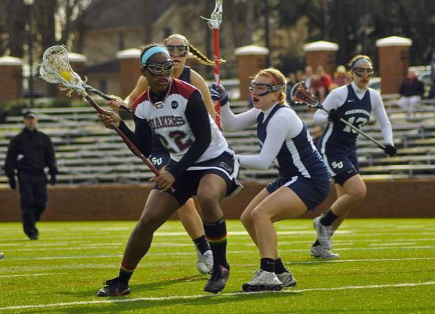 Shenandoah Pulls Out 8-7 Lacrosse Win at Guilford