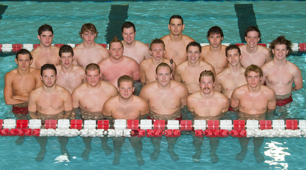2011-12 Wittenberg Men's Swimming and Diving