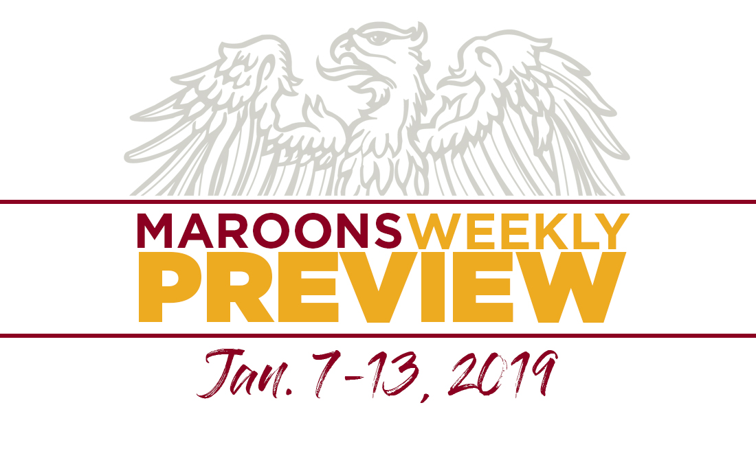 UChicago Athletics Preview: January 7-13