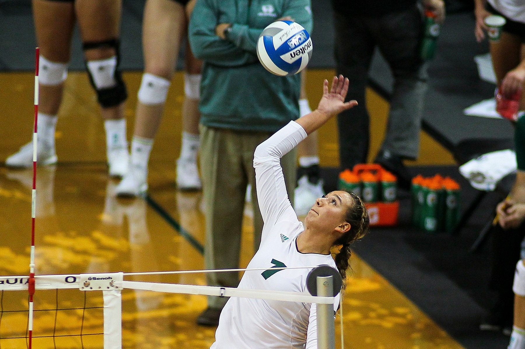 This Week in WAC Volleyball - Nov. 12