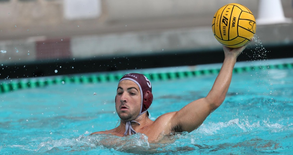 Men's Water Polo Closes Out Regular Season On The Road