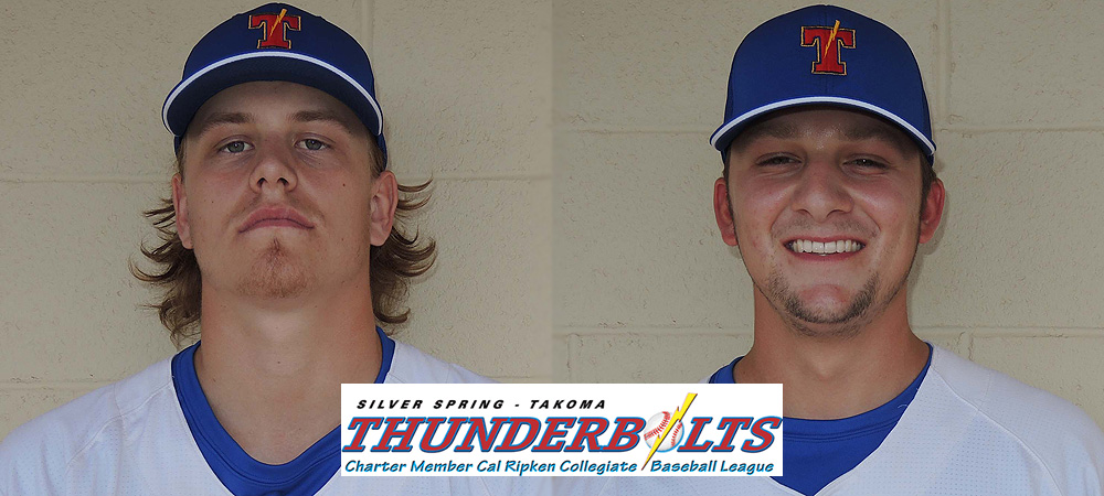 Gallaudet's top pitchers will throw for the Silver Spring-Takoma T-Bolts this summer