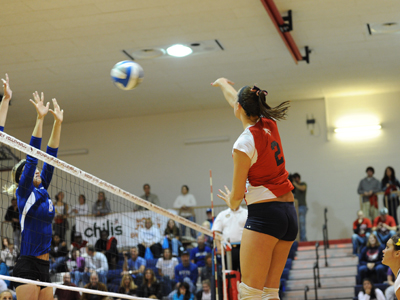 Cardinals Sweep Lakers in  GLIAC Quarterfinals