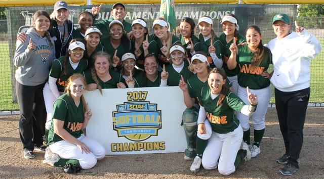 La Verne Wins Softball Postseason Tournament with Walk-off 4-3 Win in If Necessary Game