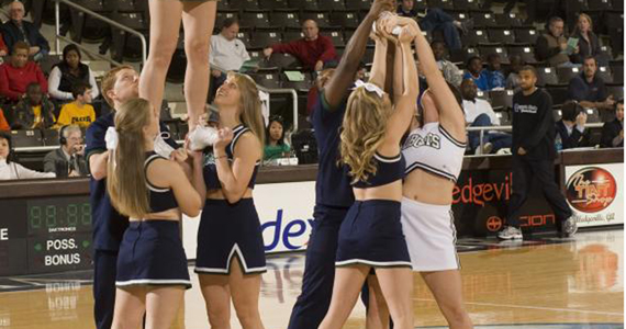 Bobcat Cheer Squad to Host One-Day Clinic
