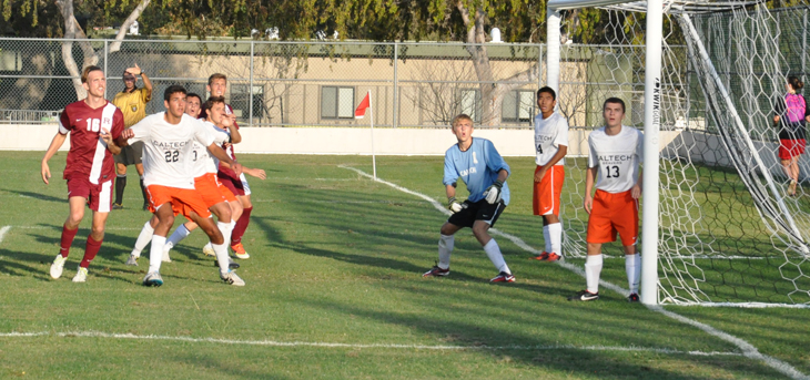 Caltech Plays Solid Defense; Redlands Pulls Out Win