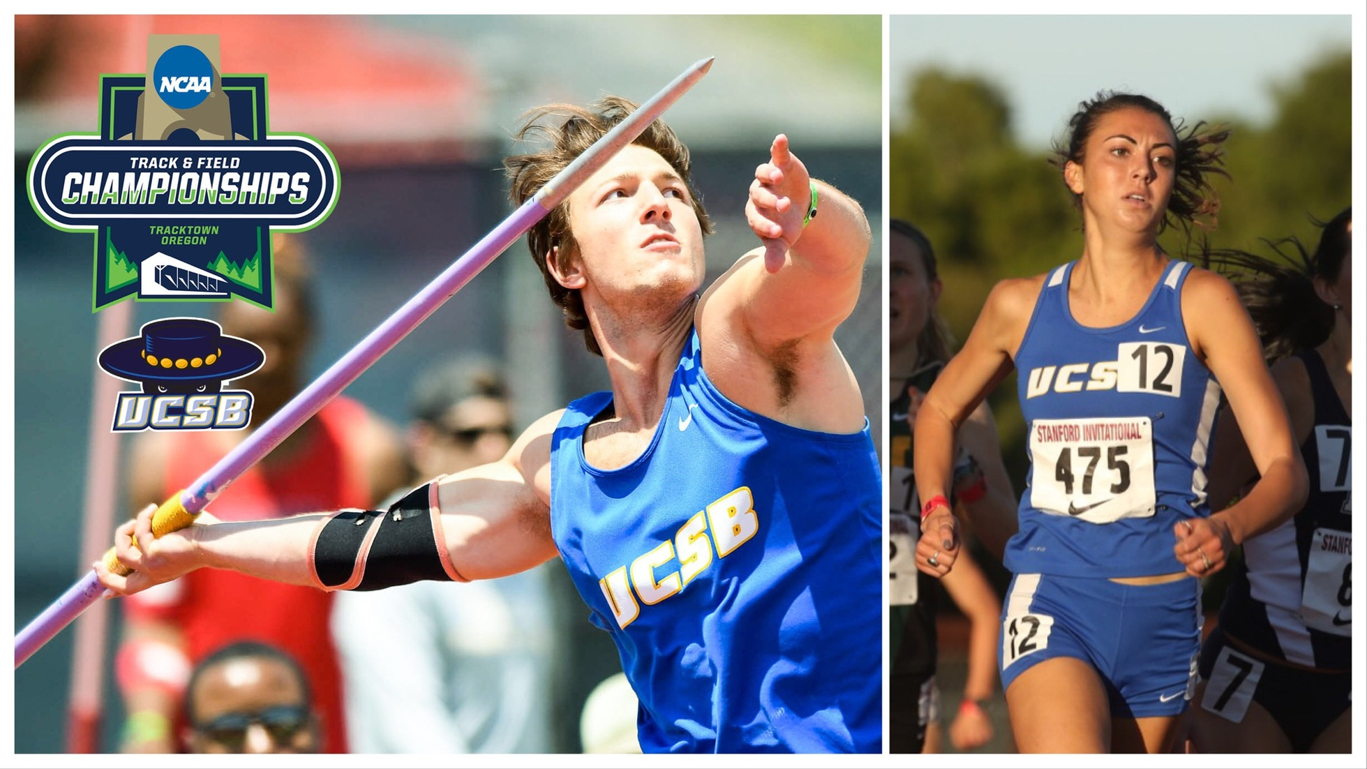 Kuskey, Hinkle Qualify to 2017 NCAA Championships