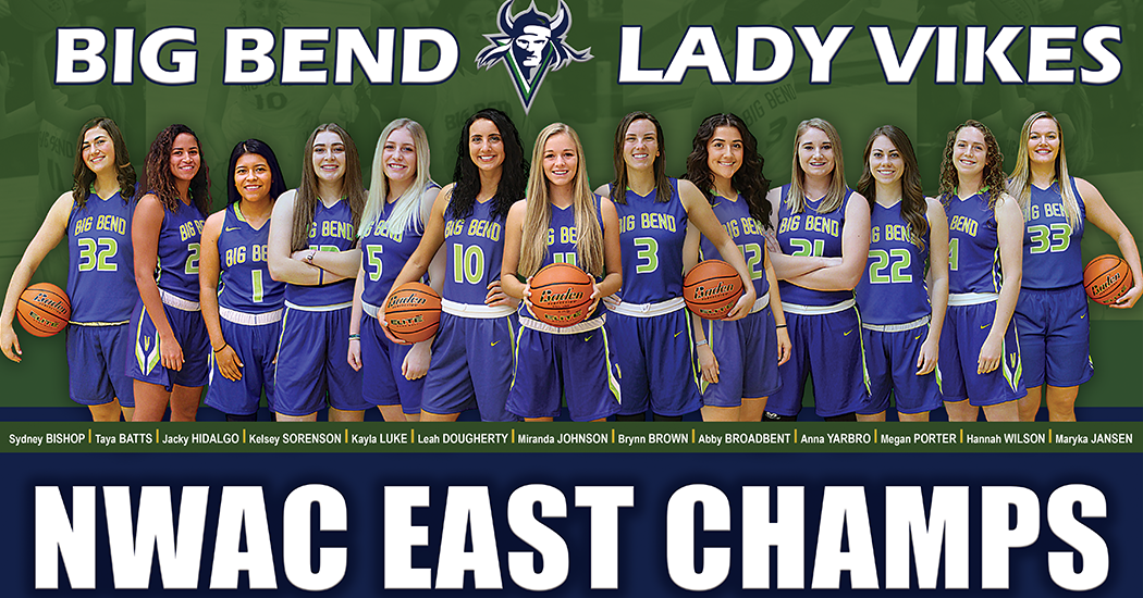 The Lady Vikings defeat Walla Walla to earn their first NWAC East Region Championship since 2003. They advance as a No. 1 seed to the conference tournament being held next week in Everett.