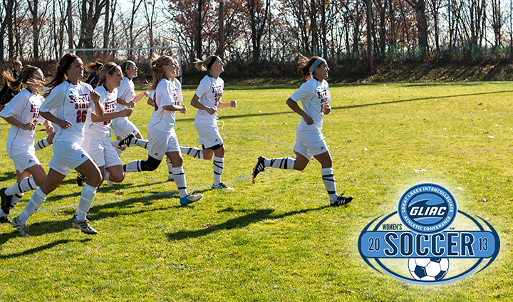 Women's Soccer Picked Sixth In GLIAC Preseason Coaches Poll