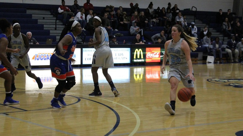 CSCC Split Against Chattanooga State