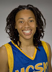 Jessica Wilson Named Golden1 Athlete of the Week