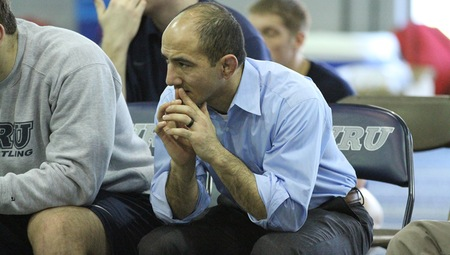 CWRU Head Coach Danny Song Enters Year Two as Freestyle Director for Ohio USA Wrestling Team