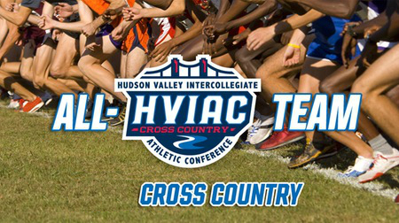Joshua Williams earns HVIAC Cross Country Rookie of the Year honors; Anthony Argueta and Andrea Gil tabbed as All-Conference runners