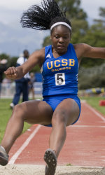 Gauchos Perform Well Against Good Competition at Ben Brown Invitational