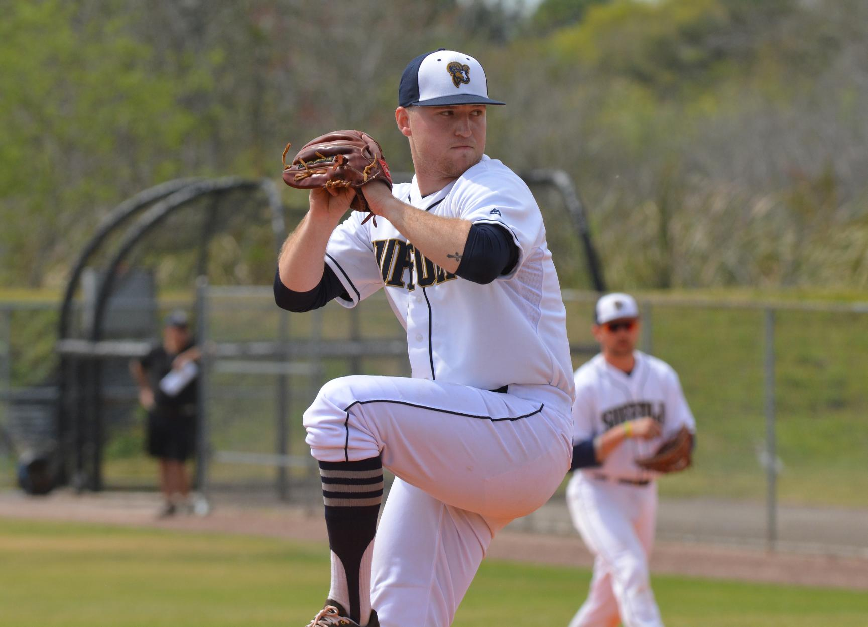 Baseball Entertains St. Joseph's in GNAC, Home Opener, Visits Lasell