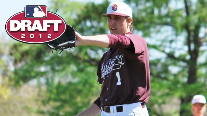 Big Red Machine Bound!; Klimesh drafted by Cincinnati in 15th Round of MLB Draft