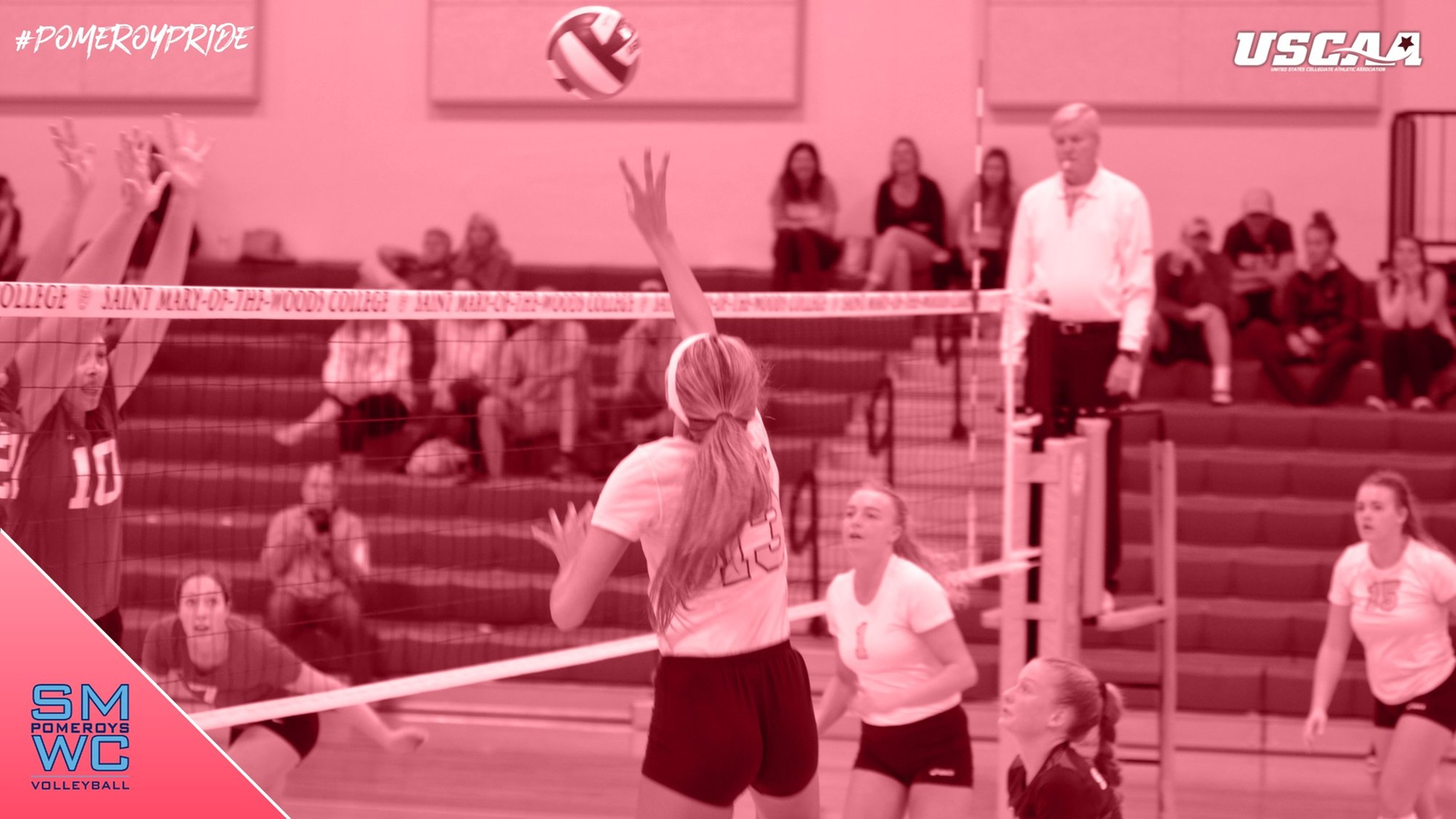 Pomeroys Win Five-Set Thriller Against the Panthers