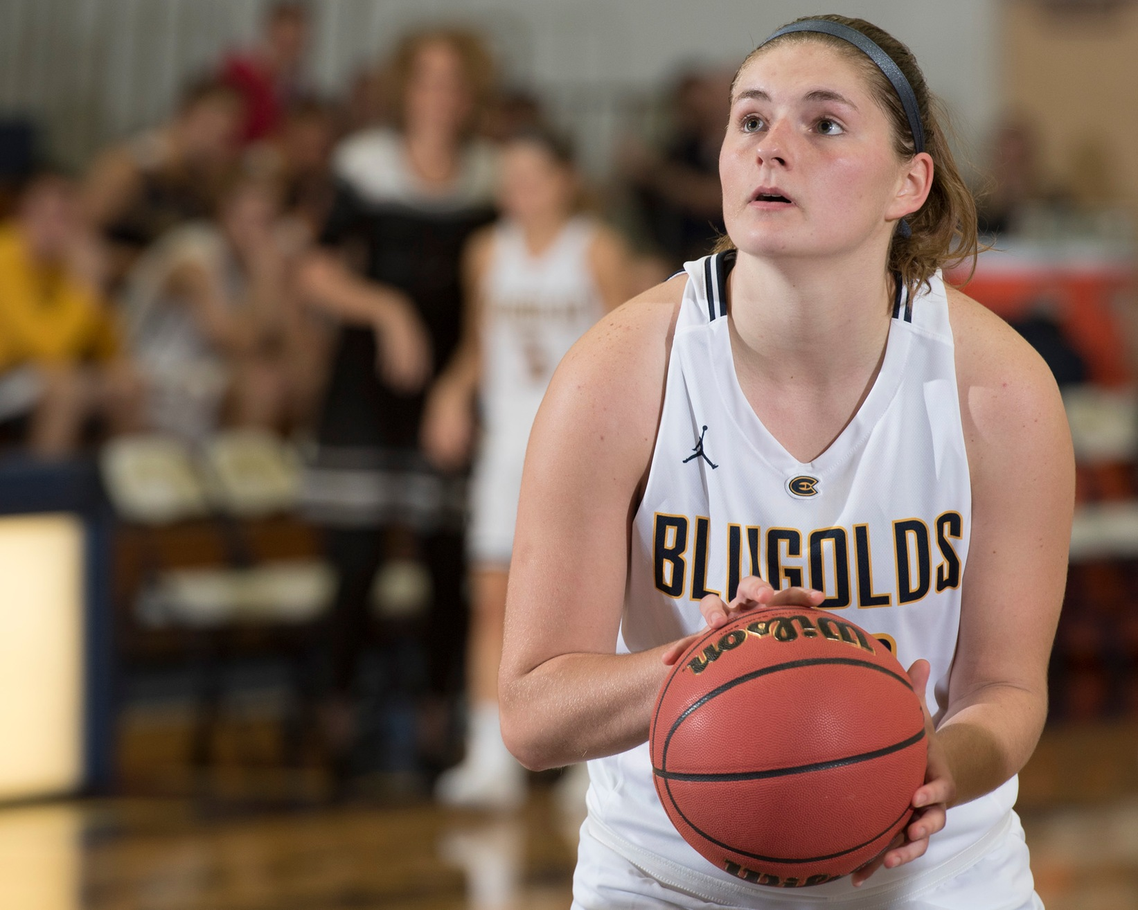 Graaskamp's 24 not enough as Blugolds suffer first home loss of season
