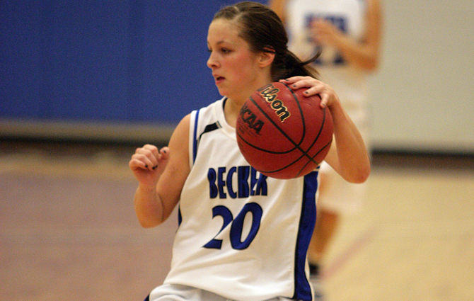 Lady Hawks Suffer 81-48 Loss To MCLA