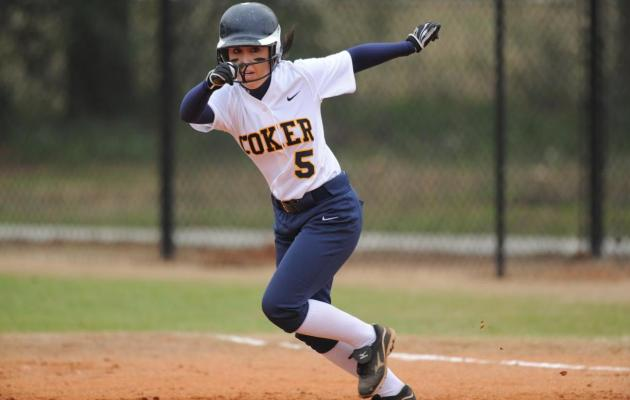 Coker Softball Split Series With Fleet