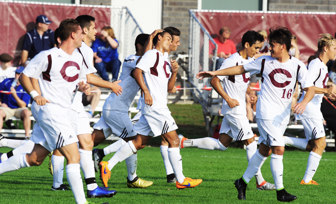 Maroon men's soccer camp now full, wait list available