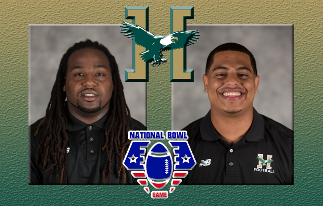 Wiggins & Walker Selected to Play in 2013 National Bowl at FIU Football All-Star Game