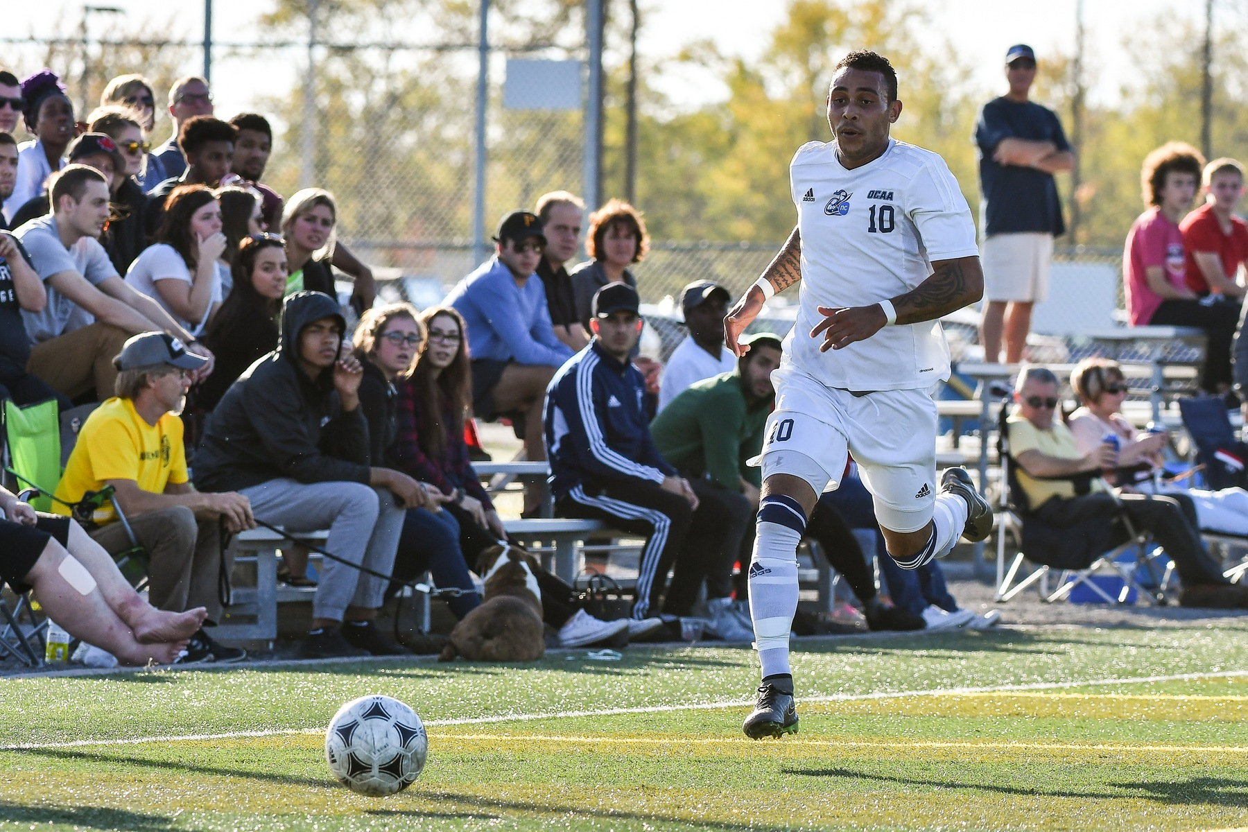 PREVIEW: Men's Soccer looking for hardware at OCAA Championship