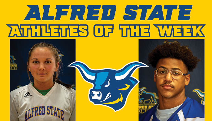 Madison Papaj and Ronnie Clark named Athletes of the Week