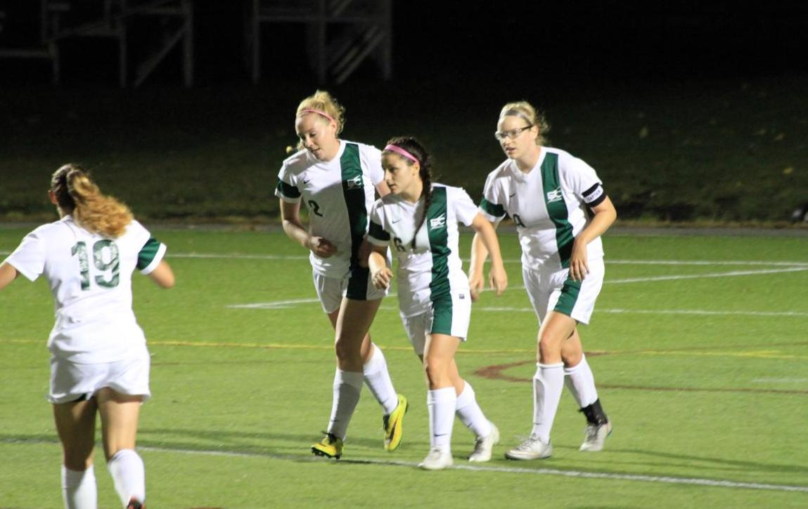 Women's Soccer Registers First Ever Win Over Clark