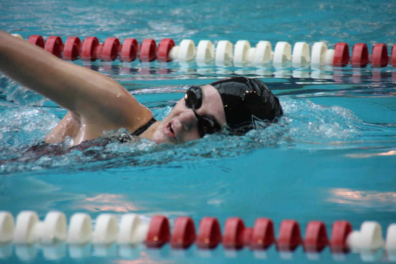 Swimming: Greensboro downs Panther teams in home meet
