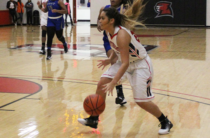 Women's Basketball: Second half blitz sends Panthers past Rust 77-65