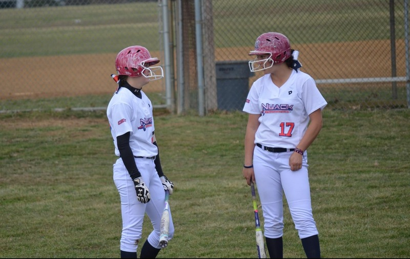 Nyack Softball Drops Doubleheader in CACC Opener