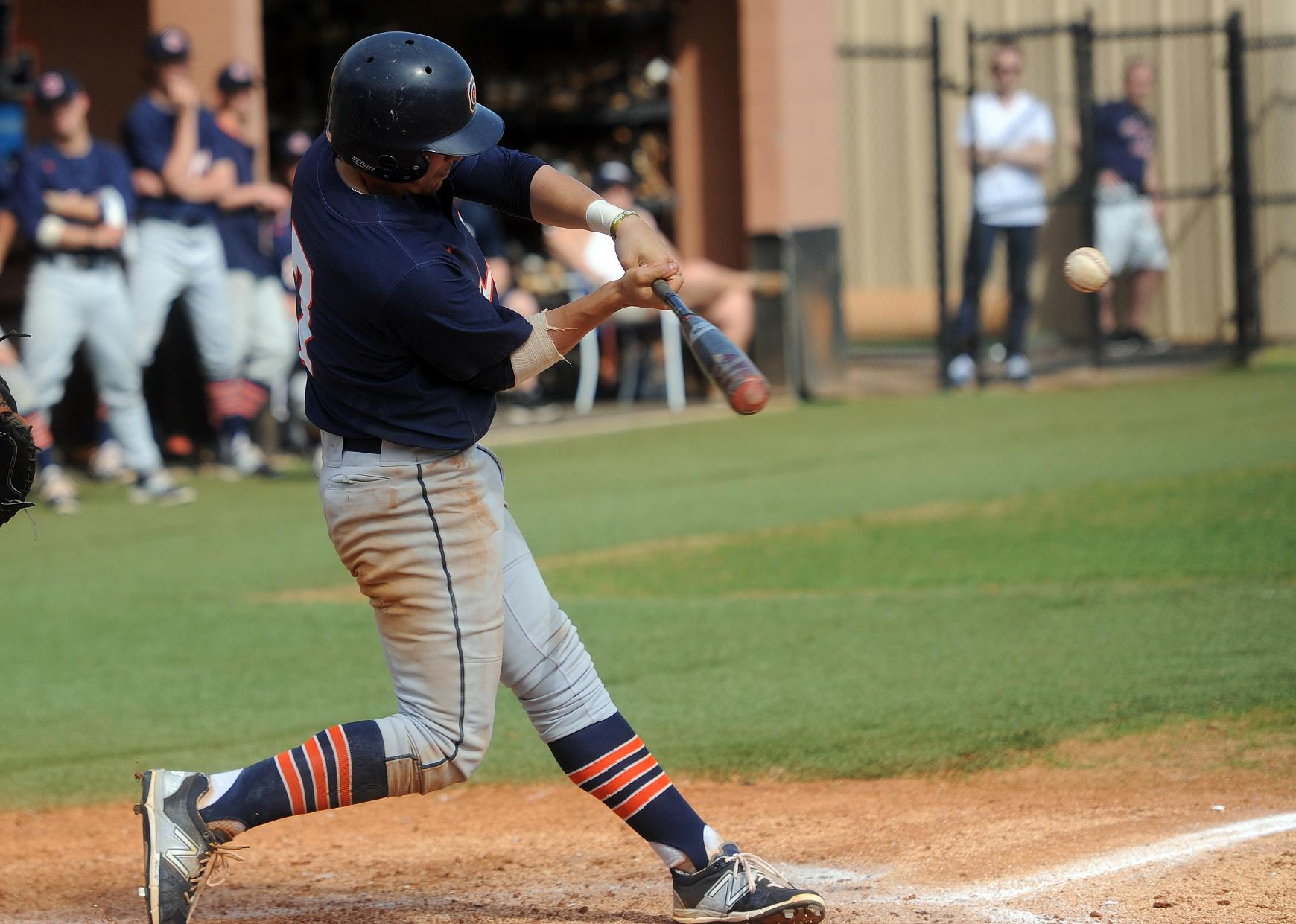 Wingate seizes game one at home versus Eagles