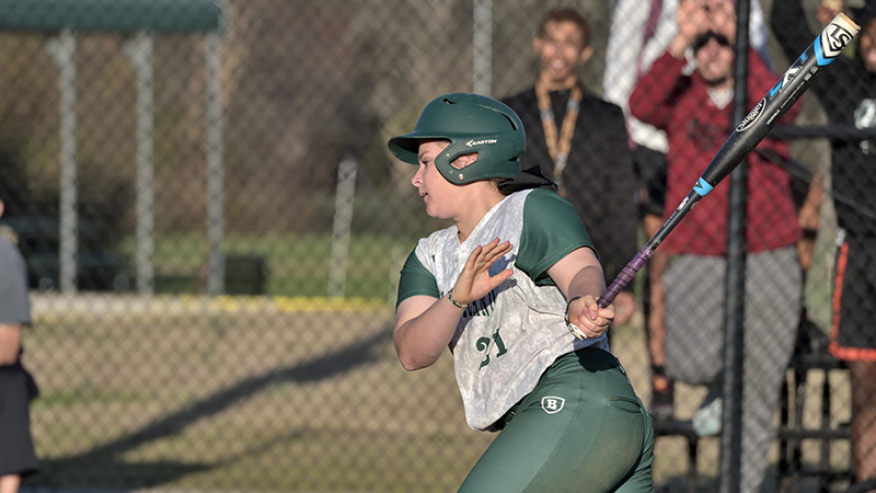Softball Drops Doubleheader Against Salkehatchie, 0-2, 2-4