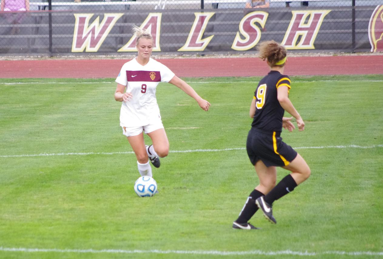 Cavs Drop Close Contest To Cards 2-1 - Walsh University
