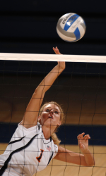 Wolnisty Leads Titans to Sweep of Matadors