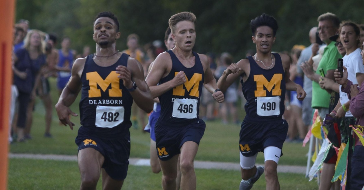 First home race a success for Wolverine Cross Country