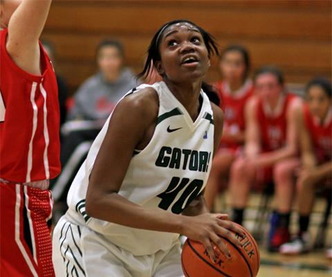Jefferson's double-double helps lift Gators past SVC