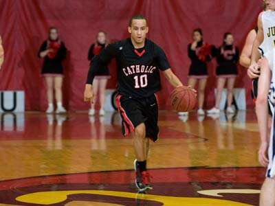 Cardinals fall to Scranton 82-71 in conference title game