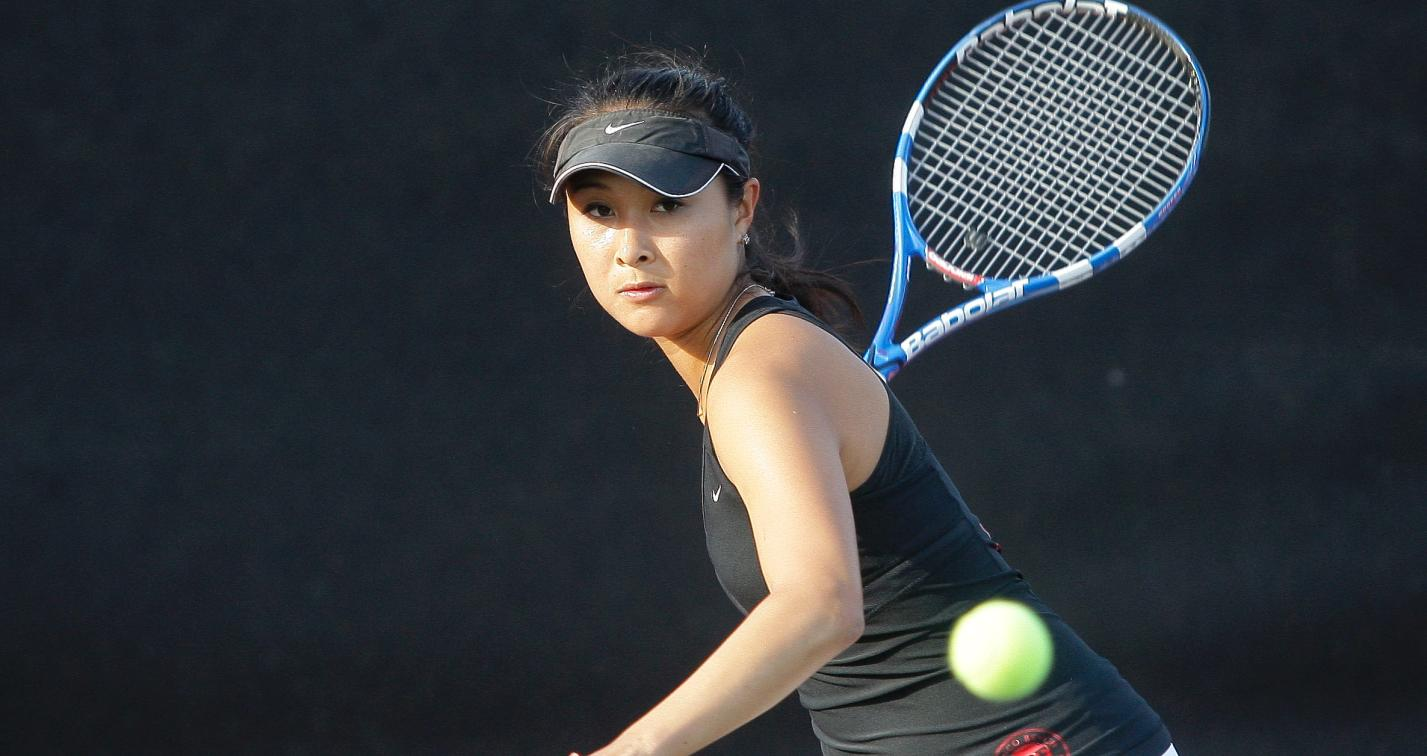 No. 71 Women's Tennis Falls to No. 30 Texas Tech
