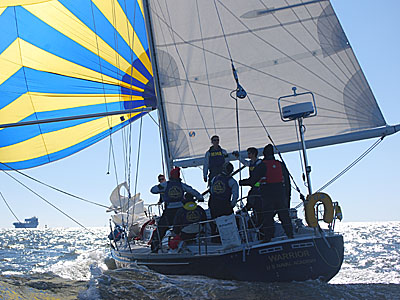 Maine Maritime Sailing Wins Kennedy Cup