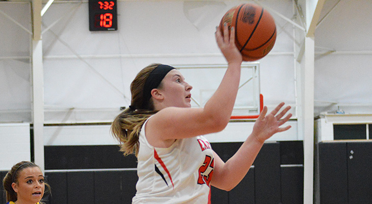 Wells Women's Basketball Wins At Cazenovia