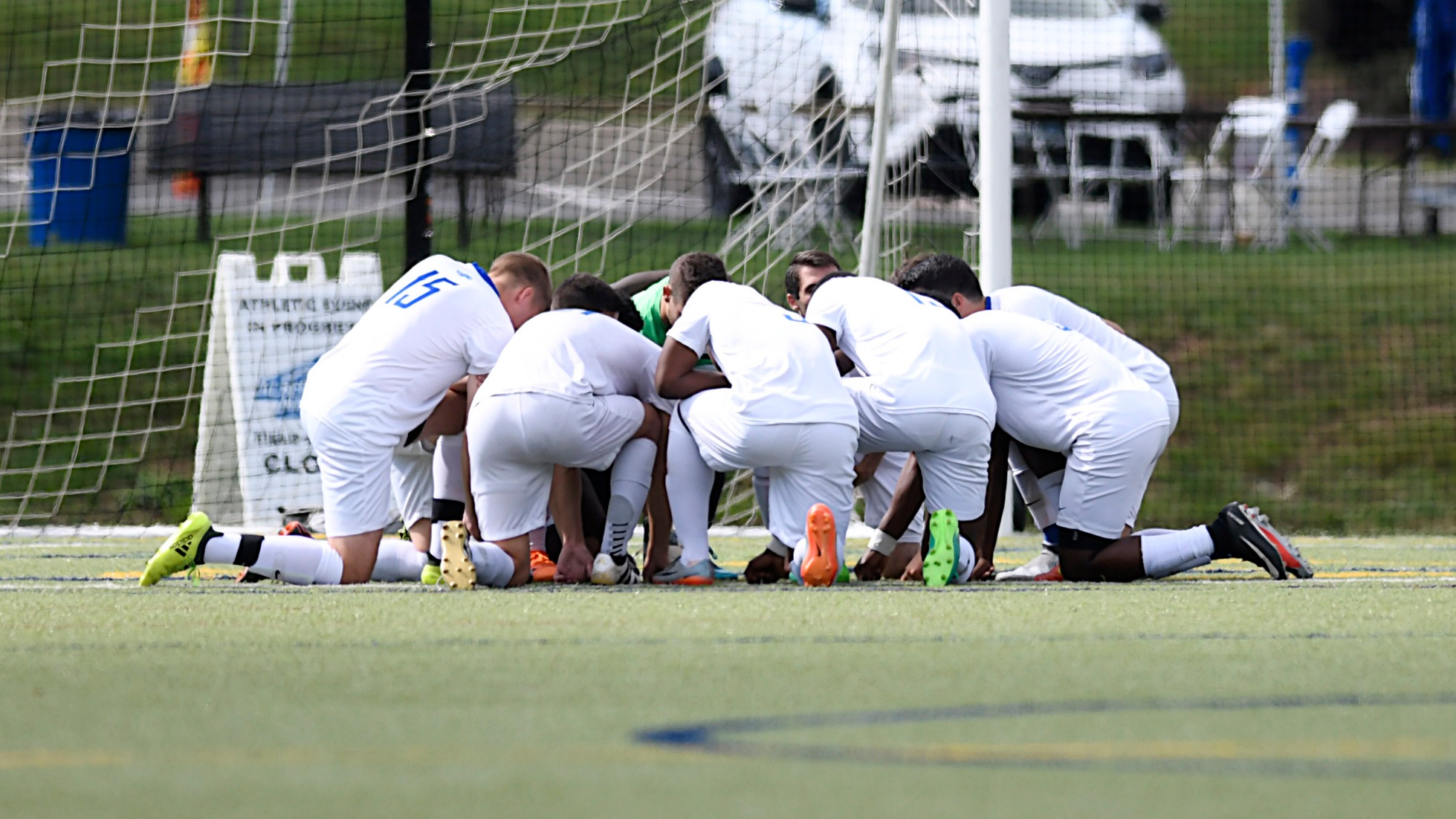 Men's Soccer and Westfield State Ends in 0-0 Draw on Senior Night