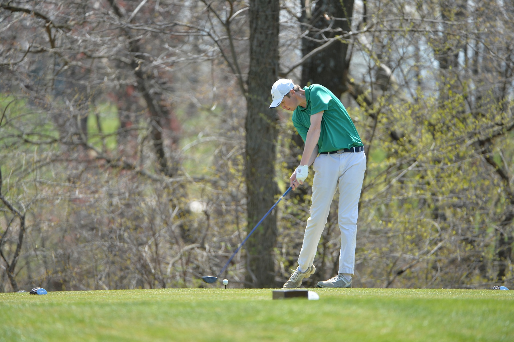 Geis Fires Personal-Best 68, Wins Stevenson Fall Invite by Nine Strokes