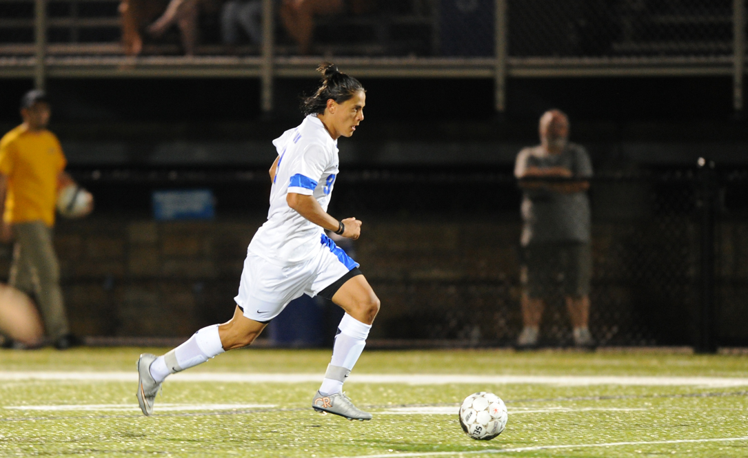 Men's Soccer Earns 2-1 Conference Win Over Saint Rose